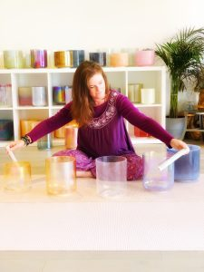 Guided Meditation with Crystals, Sound Healing & Essential Oils @ Bhuti